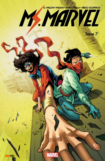 Ms. Marvel T07 - La Mecque ebook by G. Willow Wilson,Marco Failla
