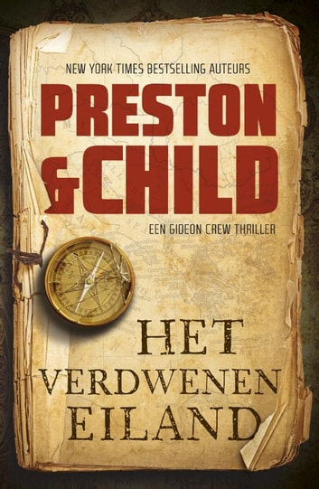 Het verdwenen eiland ebook by Preston & Child
