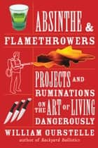 Absinthe & Flamethrowers - Projects and Ruminations on the Art of Living Dangerously ebook by