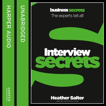 Interview (Collins Business Secrets) audiobook by Heather Salter