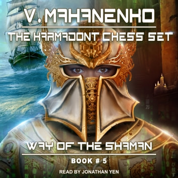 The Karmadont Chess Set audiobook by Vasily Mahanenko