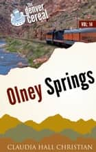 Olney Springs ebook by Claudia Hall Christian