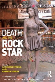 Death and the Rock Star ebook by Catherine Strong,Barbara Lebrun