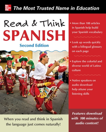 Read and Think Spanish, 2nd Edition ebook by The Editors of Think Spanish
