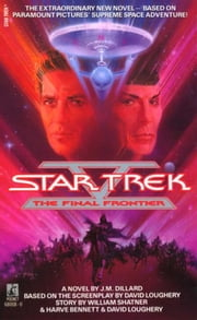 Star Trek V - The Final Frontier ebook by J.M. Dillard