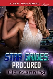 Star Brides: Procured ebook by Pia Manning