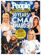 PEOPLE 50 Years of the CMA Awards - Country Music's Finest ebook by The Editors of PEOPLE