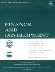 Finance & Development, March 1966 ebook by International Monetary Fund. External Relations Dept.