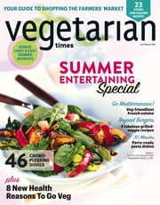 Vegetarian Times - Issue# 6 - Active Interest Media magazine