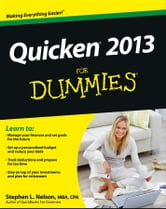 Quicken 2013 For Dummies ebook by Stephen L. Nelson