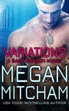 Variations ebook by Megan Mitcham