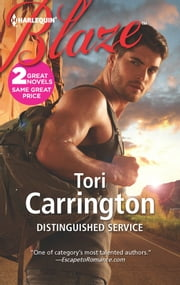 Distinguished Service: Distinguished Service\Every Move You Make - Every Move You Make ebook by Tori Carrington