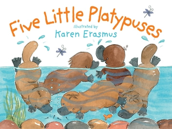 Five Little Platypuses ebook by
