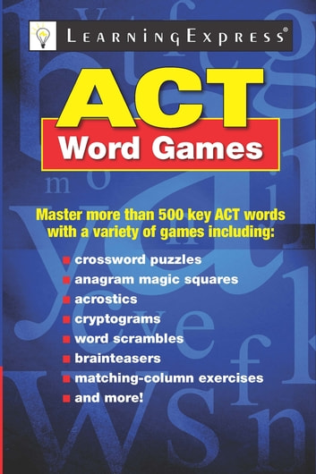 ACT Word Games ebook by LearningExpress LLC Editors