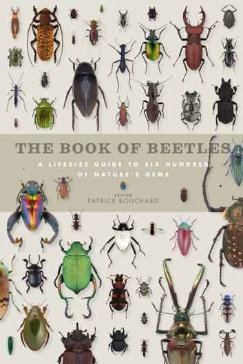 The Book of Beetles: A Lifesize Guide to Six Hundred of Nature's Gems ebook by Patrice Bouchard