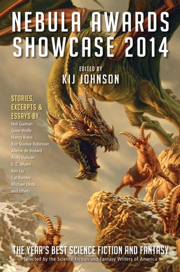 Nebula Awards Showcase 2014 ebook by