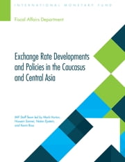 Exchange Rate Developments and Policies in the Caucasus and Central Asia ebook by INTERNATIONAL MONETARY FUND