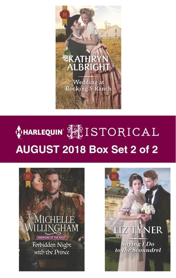 Harlequin Historical August 2018 Box Set 2 Of 2 Ebook By Kathryn