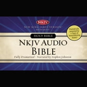 Dramatized Audio Bible - New King James Version, NKJV: Old Testament - Holy Bible, New King James Version audiobook by Thomas Nelson