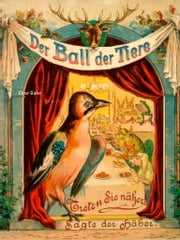 Der Ball der Tiere - Ein Bilderbuch ebook by Elise Bake