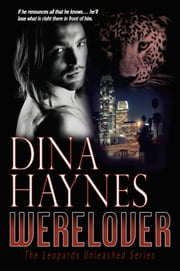 Werelover - A BBW Paranormal Shifter Romance Suspense ebook by Dina Haynes
