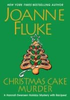 Christmas Cake Murder ebook by