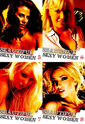 More Beautiful Sexy Women Collected Edition 2 – Volumes 5-8 ebook by Angela Railsden