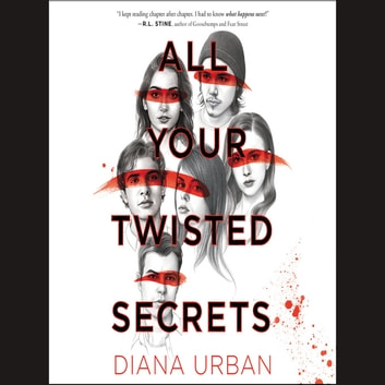 All Your Twisted Secrets audiobook by Diana Urban