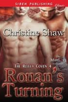 Ronan's Turning ebook by Christine Shaw