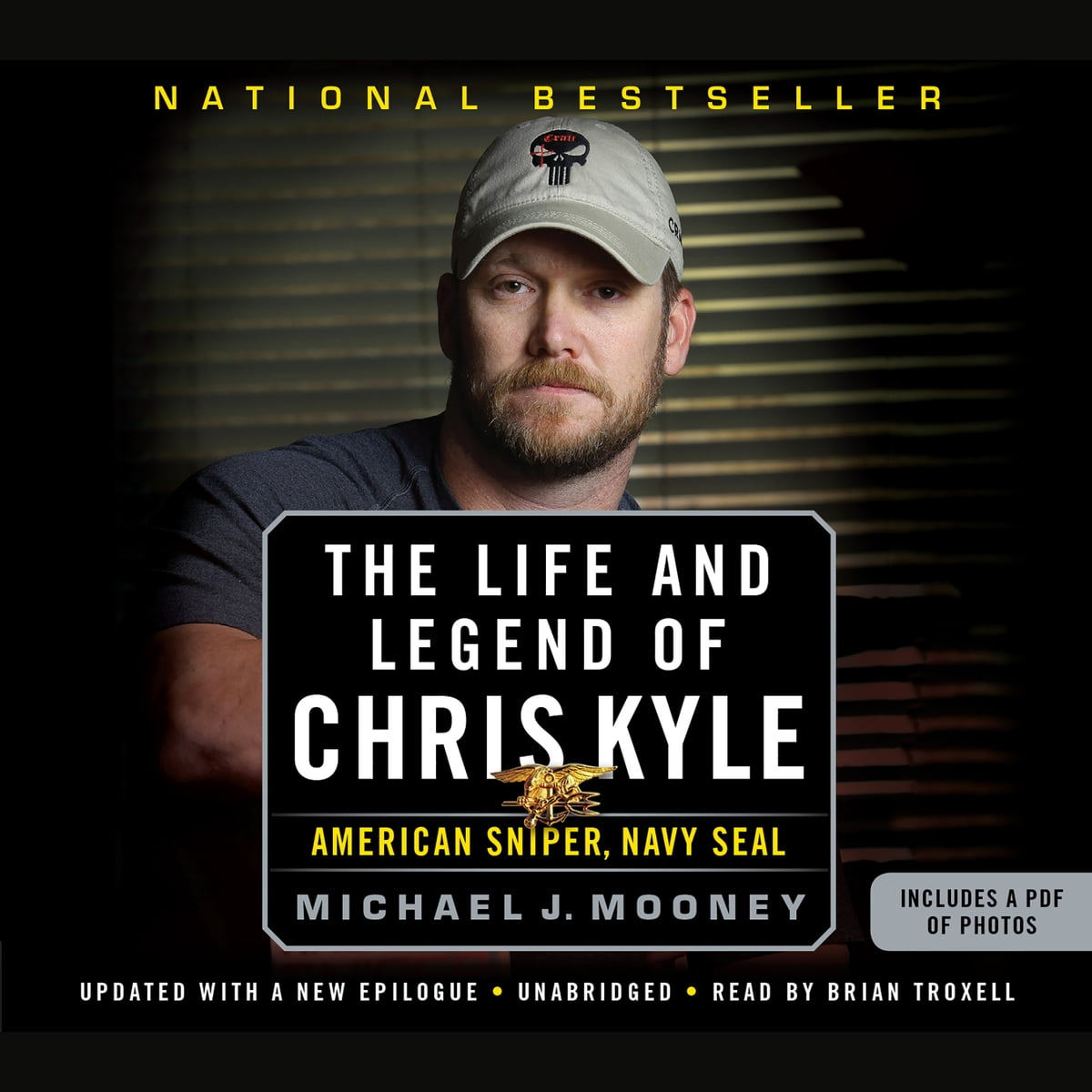 The Life and Legend of Chris Kyle: American Sniper, Navy SEAL audiobook by  Michael J  Mooney - Rakuten Kobo
