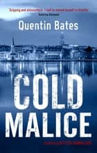 Cold Malice - A dark and chilling Icelandic noir thriller ebook by