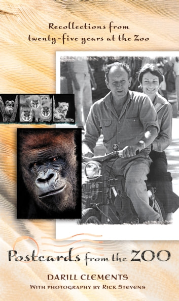 Postcards from the Zoo ebook by Darill Clements