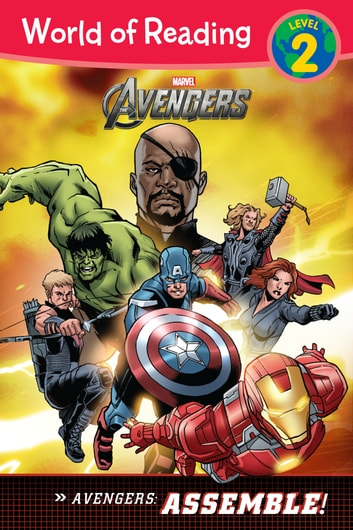 The Avengers: Assemble! (Level 2) ebook by Disney Book Group