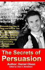 NLP Sales: The Secrets of Persuasion ebook by Daniel Olson