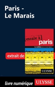 Paris - Le Marais ebook by Yan Rioux