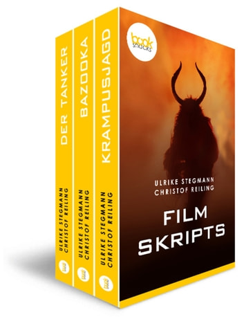 Filmscripts - Dreimal E-Book-Kino - Booksnacks (Kurzgeschichte, Krimi, Thriller) ebook by Christof Reiling,Ulrike Stegmann