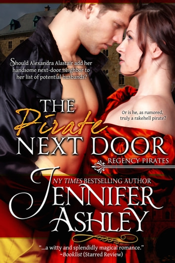 The Pirate Next Door ebook by Jennifer Ashley