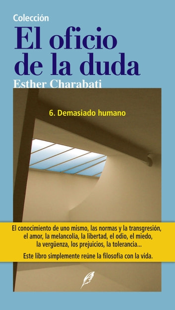Demasiado humano ebook by Esther Charabati