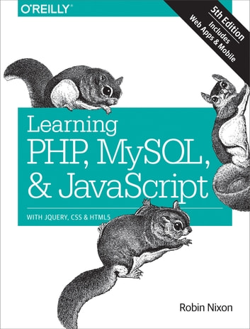 Learning Php Ebook