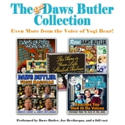 The 2nd Daws Butler Collection - Even More from the Voice of Yogi Bear! audiobook by Charles Dawson Butler