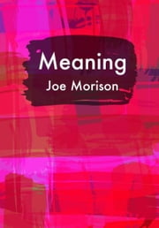 Meaning ebook by Joe Morison