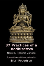37 Practices of a Bodhisattva: The Way of an Awakening Being ebook by Brian Robertson