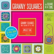 Granny Squares, One Square at a Time / Amulet Bag - Granny Square Amulet Bag ebook by Margaret Hubert