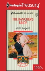 The Rancher's Bride ebook by Stella Bagwell