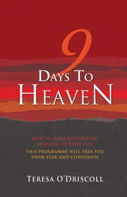 9 Days to Heaven - How To Make Everlasting Meaning Of Your Life ebook by Teresa O'Driscoll