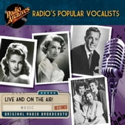 Radio's Popular Vocalists, Volume 1 audiobook by Author Various
