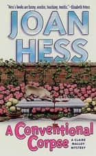 A Conventional Corpse ebook by Joan Hess