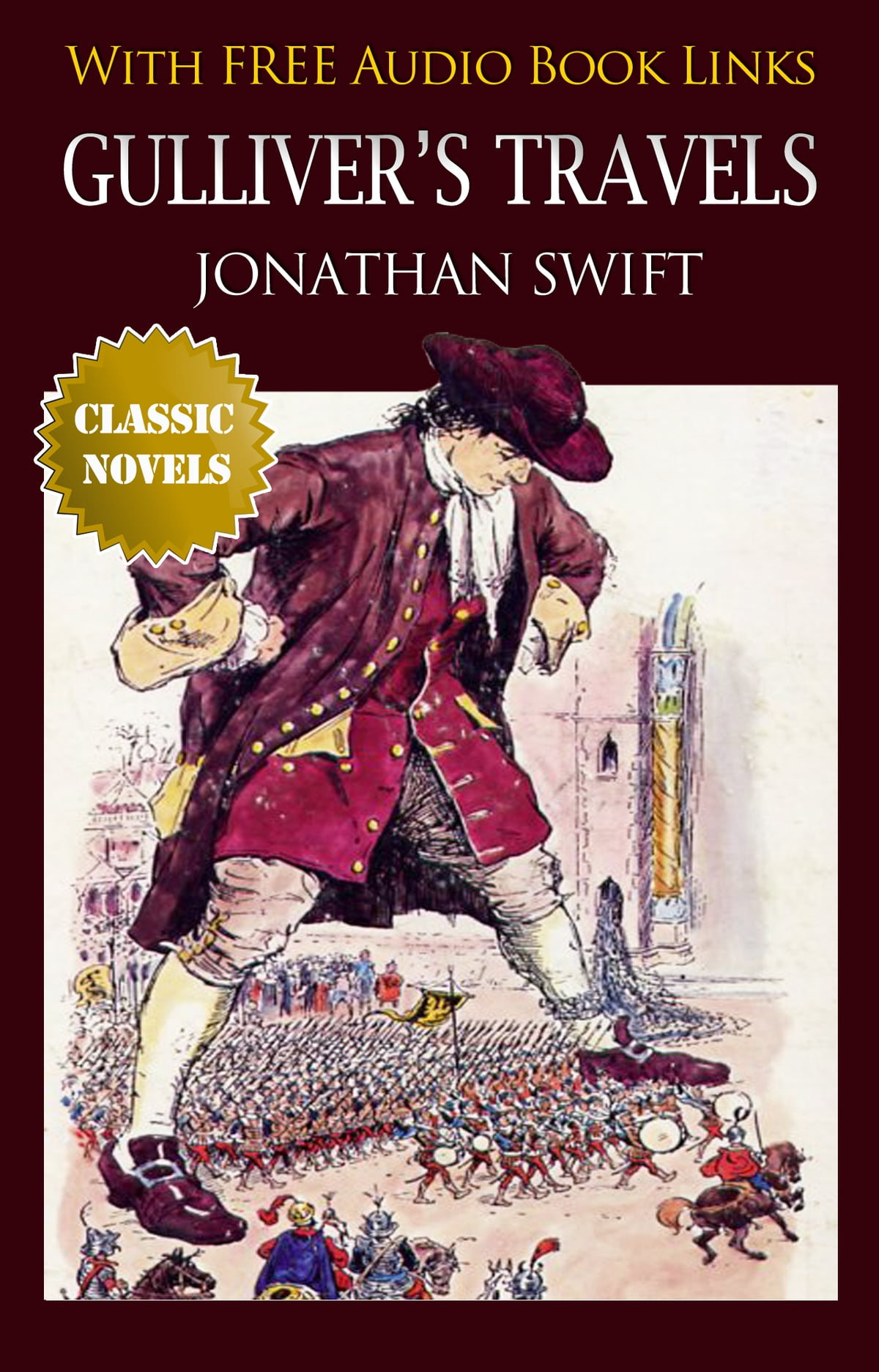 a review of novel gullivers travel Download gullivers travel review and assessment answer key  gulliver's travels book review this all time classic novel is actually a series of adventure voyages.