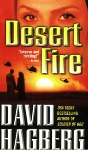 Desert Fire ebook by David Hagberg,Sean Flannery