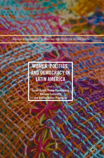 Women politics and democracy in latin america ebook by women politics and democracy in latin america ebook by fandeluxe Images